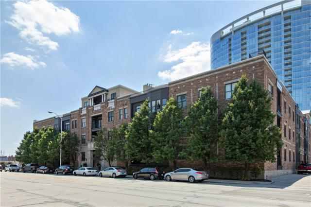 355 E Ohio Street #204, Indianapolis, IN 46204 (MLS #21615212) :: AR/haus Group Realty