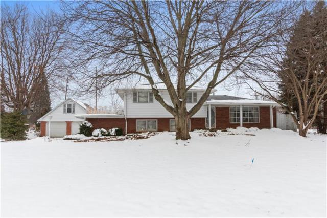 5014 Dawn Street, Anderson, IN 46013 (MLS #21615225) :: The ORR Home Selling Team