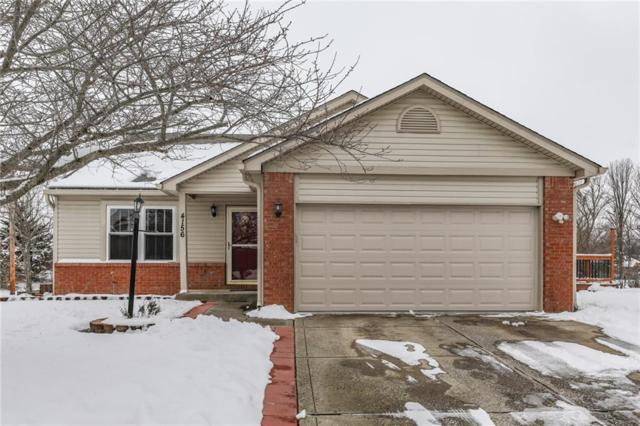 4156 Magnolia Drive, Franklin, IN 46131 (MLS #21615228) :: Mike Price Realty Team - RE/MAX Centerstone