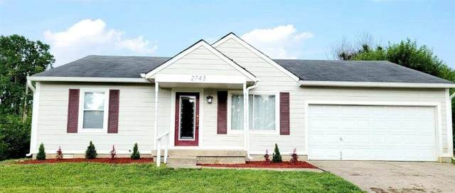 2743 N Tacoma Avenue, Indianapolis, IN 46218 (MLS #21615236) :: The Evelo Team