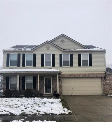 10440 Yosemite Lane, Indianapolis, IN 46234 (MLS #21615240) :: Mike Price Realty Team - RE/MAX Centerstone