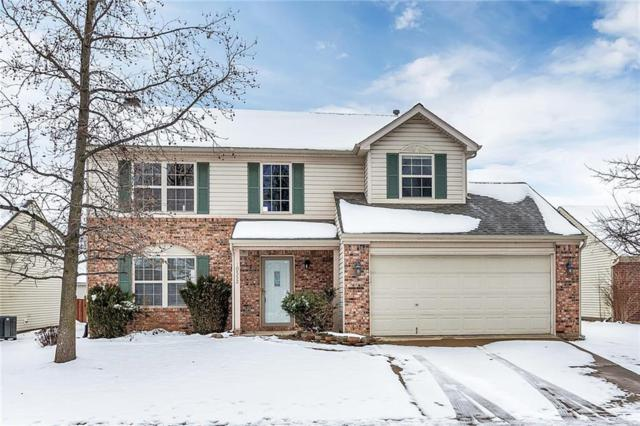 10552 Cedar Drive, Fishers, IN 46037 (MLS #21615249) :: Mike Price Realty Team - RE/MAX Centerstone