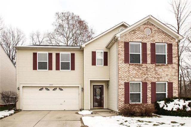 14543 Gooseberry Drive, Fishers, IN 46038 (MLS #21615259) :: Mike Price Realty Team - RE/MAX Centerstone