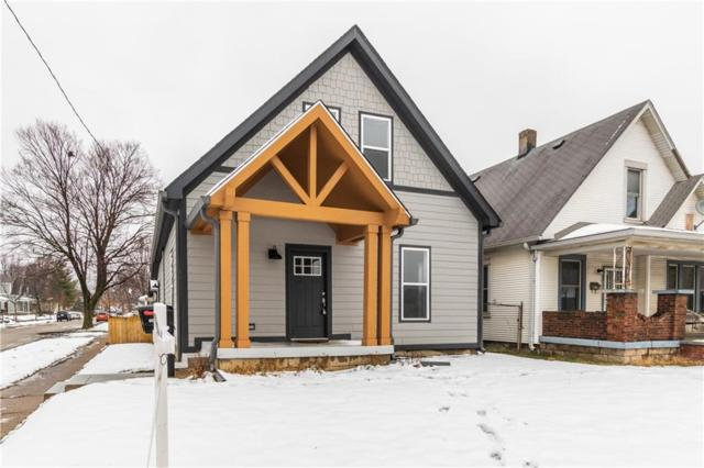 602 E Beecher Street, Indianapolis, IN 46203 (MLS #21615263) :: Mike Price Realty Team - RE/MAX Centerstone