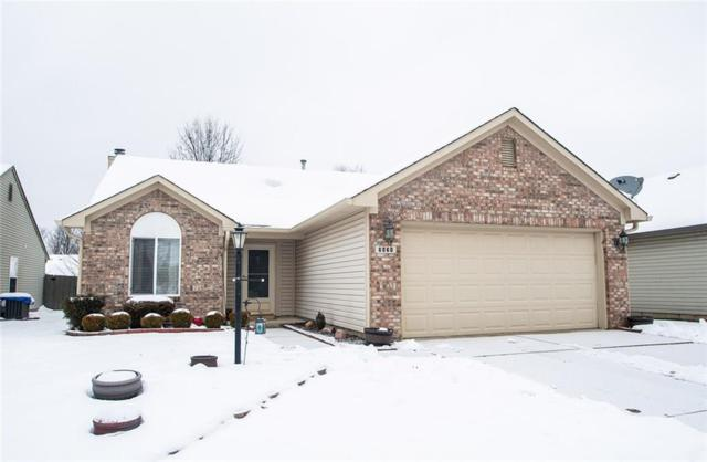 6060 Woodmill Drive, Fishers, IN 46038 (MLS #21615283) :: HergGroup Indianapolis