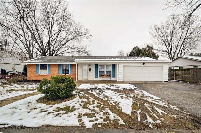 4031 Steinmetz Drive, Indianapolis, IN 46254 (MLS #21615284) :: Richwine Elite Group