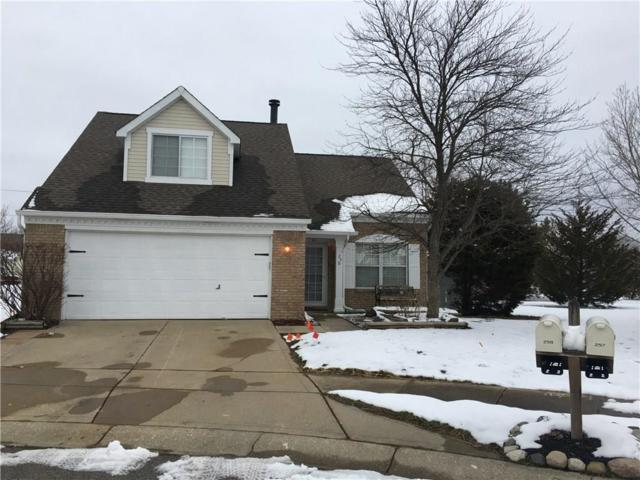 298 Lake Point Circle, Greenwood, IN 46142 (MLS #21615288) :: Mike Price Realty Team - RE/MAX Centerstone