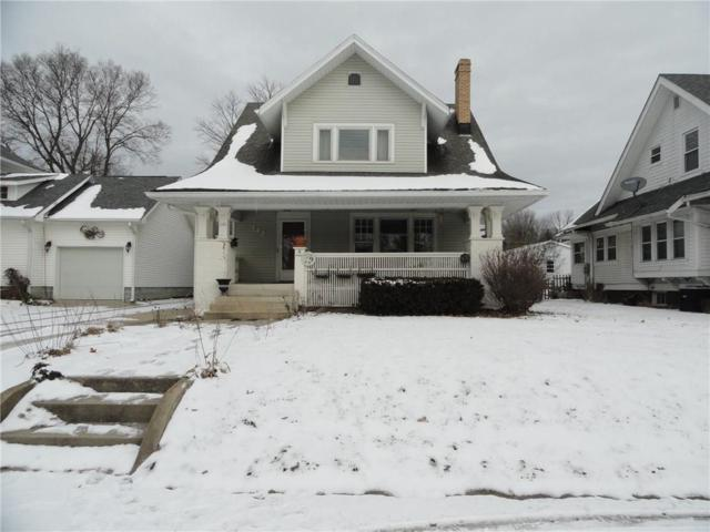 142 W Washington Street, Mooresville, IN 46158 (MLS #21615290) :: Heard Real Estate Team | eXp Realty, LLC