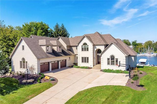 12170 Bridgewater Road, Indianapolis, IN 46256 (MLS #21615291) :: The ORR Home Selling Team