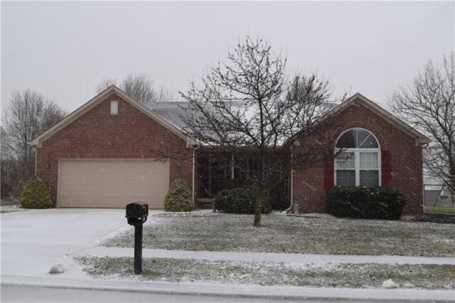 2690 S Oak Drive, Clayton, IN 46118 (MLS #21615292) :: The ORR Home Selling Team