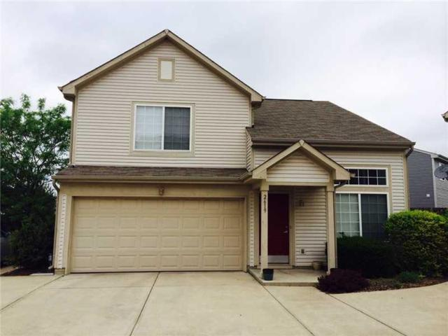 2619 Fraiser Fir Drive, Greenwood, IN 46143 (MLS #21615301) :: The ORR Home Selling Team