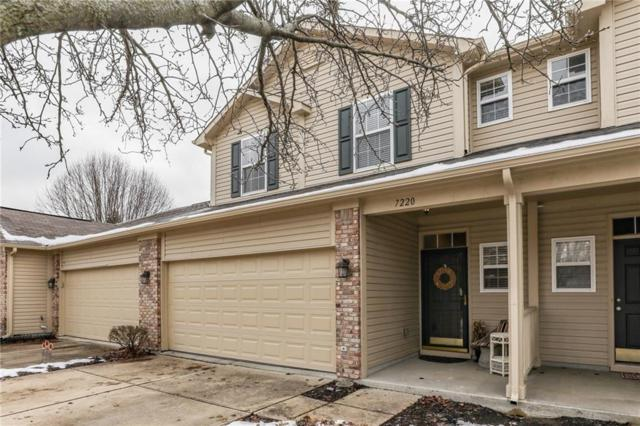7220 Forrester Lane, Indianapolis, IN 46217 (MLS #21615333) :: Mike Price Realty Team - RE/MAX Centerstone