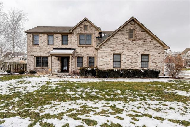 3807 Constitution Drive, Carmel, IN 46032 (MLS #21615336) :: AR/haus Group Realty