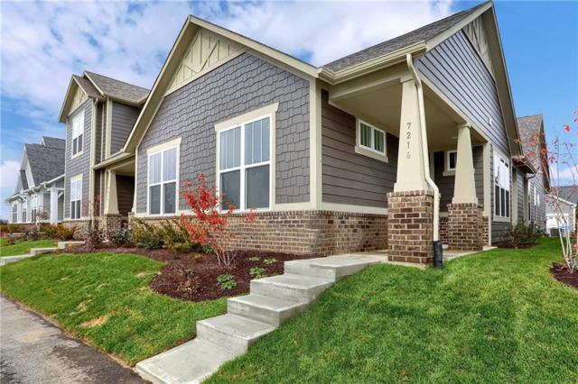 7216 Cherry Creek Boulevard, Carmel, IN 46033 (MLS #21615341) :: AR/haus Group Realty