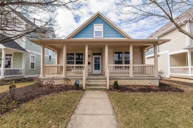 2436 N New Jersey Street, Indianapolis, IN 46205 (MLS #21615342) :: The ORR Home Selling Team