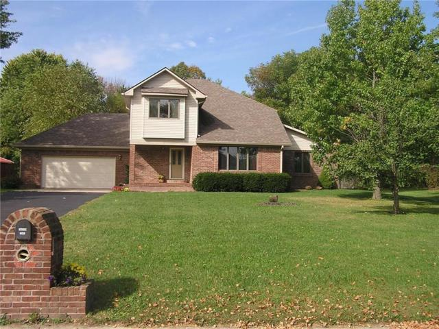 7892 Westerville Drive, Clayton, IN 46118 (MLS #21615352) :: Mike Price Realty Team - RE/MAX Centerstone