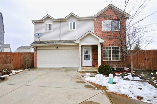 2589 Grand Fir Drive, Greenwood, IN 46143 (MLS #21615378) :: The ORR Home Selling Team