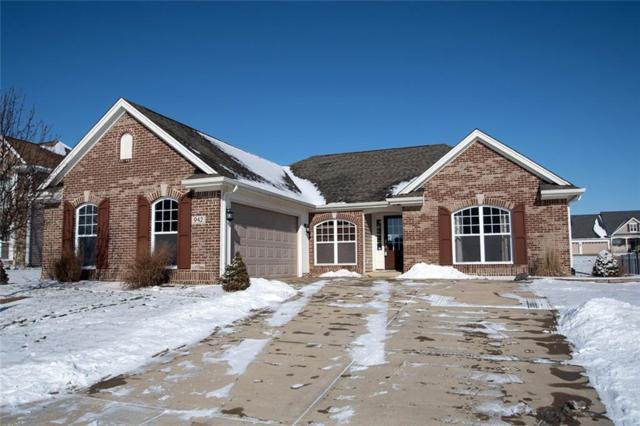 942 Morley Lane, Westfield, IN 46074 (MLS #21615388) :: The ORR Home Selling Team