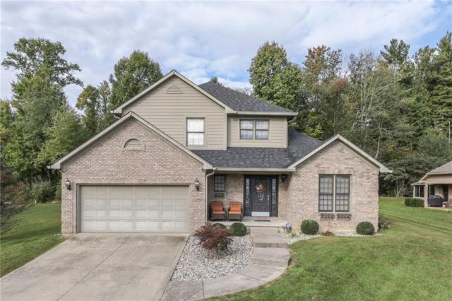 3170 N Country Club Road, Martinsville, IN 46151 (MLS #21615419) :: The Indy Property Source