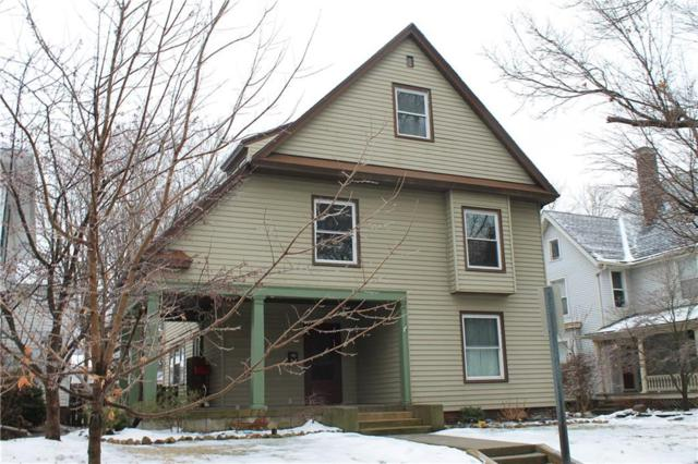 707 W Main Street, Crawfordsville, IN 47933 (MLS #21615420) :: AR/haus Group Realty