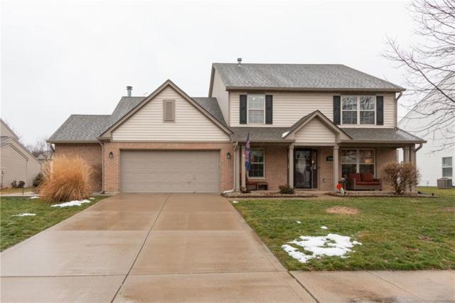4308 Blackwood Court, Greenwood, IN 46143 (MLS #21615434) :: Richwine Elite Group