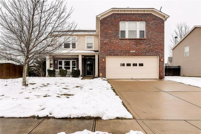 6628 Wellspring Drive, Brownsburg, IN 46112 (MLS #21615454) :: HergGroup Indianapolis