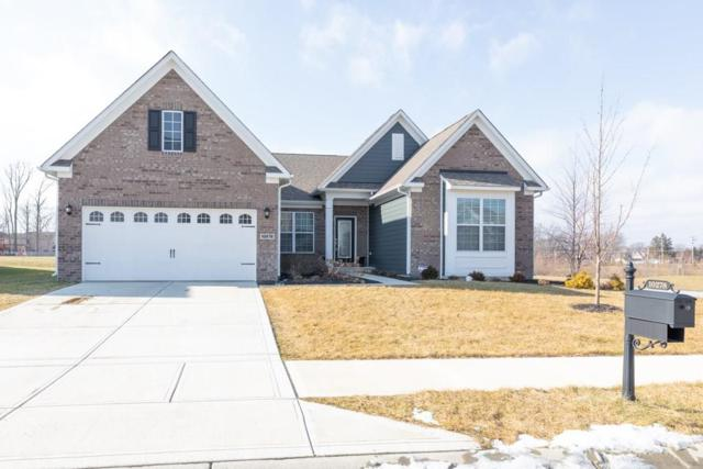 10278 Blue Ribbon Boulevard, Fishers, IN 46040 (MLS #21615478) :: Mike Price Realty Team - RE/MAX Centerstone