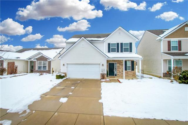 3780 Dusty Sands Road, Whitestown, IN 46075 (MLS #21615494) :: The ORR Home Selling Team