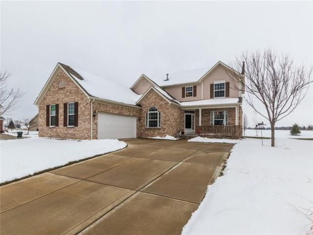 5517 W Stoneview Trail, Mccordsville, IN 46055 (MLS #21615507) :: Mike Price Realty Team - RE/MAX Centerstone