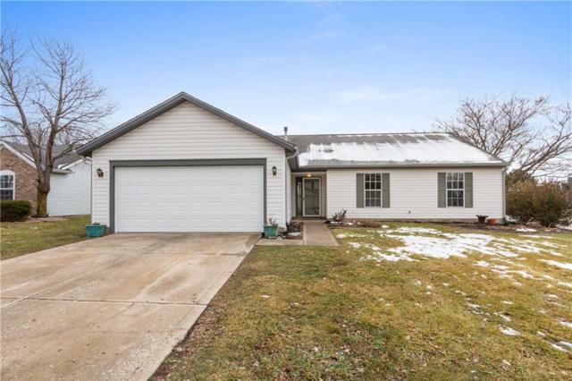 171 Austin Drive, Avon, IN 46123 (MLS #21615517) :: Mike Price Realty Team - RE/MAX Centerstone
