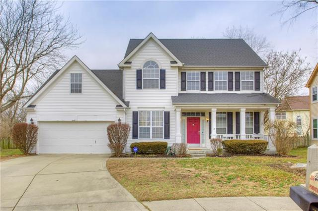 3314 Pondview Court, Indianapolis, IN 46268 (MLS #21615575) :: HergGroup Indianapolis
