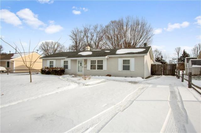 1599 Younce Street, Franklin, IN 46131 (MLS #21615588) :: Mike Price Realty Team - RE/MAX Centerstone