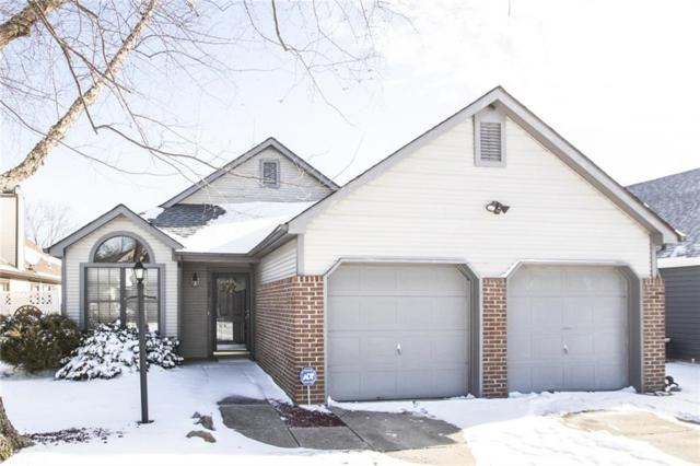 3265 Aqueous Lane, Indianapolis, IN 46214 (MLS #21615591) :: Mike Price Realty Team - RE/MAX Centerstone