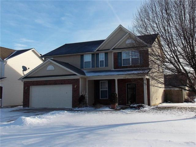 9723 Rhodes Lane, Avon, IN 46123 (MLS #21615592) :: Richwine Elite Group