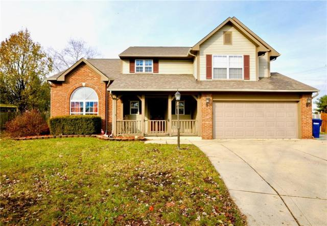 13086 Margate Court, Fishers, IN 46038 (MLS #21615601) :: Richwine Elite Group
