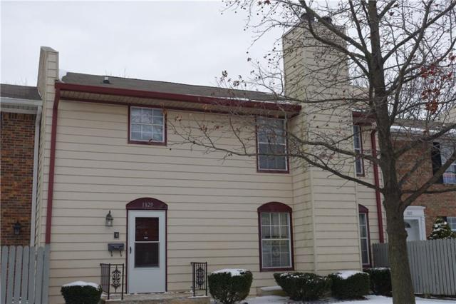 1829 Wellesley Commons, Indianapolis, IN 46219 (MLS #21615649) :: Mike Price Realty Team - RE/MAX Centerstone