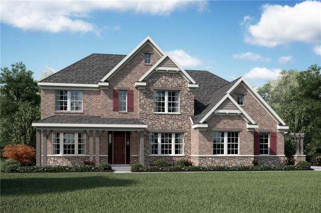 4588 Kettering Place, Zionsville, IN 46077 (MLS #21615669) :: The ORR Home Selling Team
