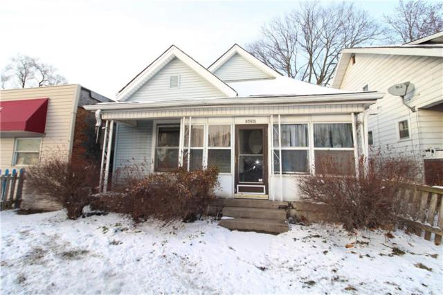 3426 W Michigan Street, Indianapolis, IN 46222 (MLS #21615698) :: Mike Price Realty Team - RE/MAX Centerstone