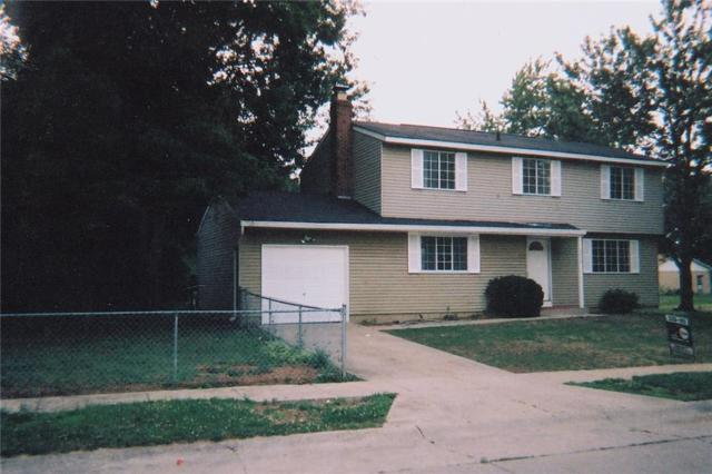 8419 E 34th Place, Indianapolis, IN 46226 (MLS #21615699) :: Mike Price Realty Team - RE/MAX Centerstone