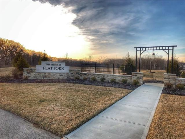 10707 Flat Fork Drive, Fortville, IN 46040 (MLS #21615700) :: David Brenton's Team