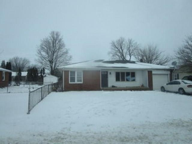 912 W 300 N, Anderson, IN 46011 (MLS #21615722) :: Mike Price Realty Team - RE/MAX Centerstone