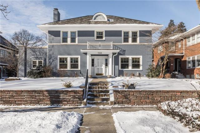 5328 N Delaware Street, Indianapolis, IN 46220 (MLS #21615742) :: The Indy Property Source