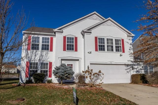5460 Floating Leaf Drive, Indianapolis, IN 46237 (MLS #21615778) :: Mike Price Realty Team - RE/MAX Centerstone