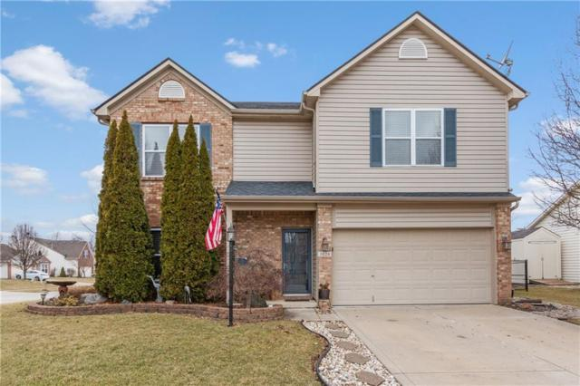 1026 Boxwood Lane, Greenwood, IN 46143 (MLS #21615815) :: Mike Price Realty Team - RE/MAX Centerstone