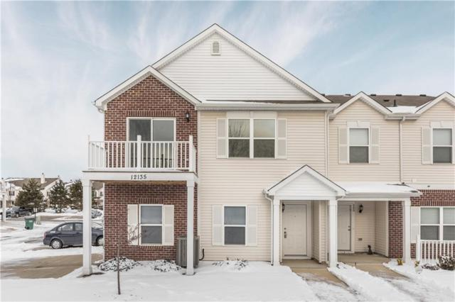 12135 Scoria Drive #100, Fishers, IN 46038 (MLS #21615817) :: Mike Price Realty Team - RE/MAX Centerstone