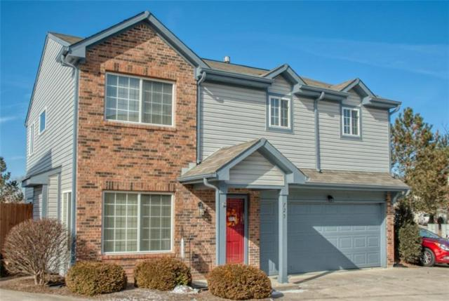 725 Pine Lake Drive, Greenwood, IN 46143 (MLS #21615836) :: Richwine Elite Group