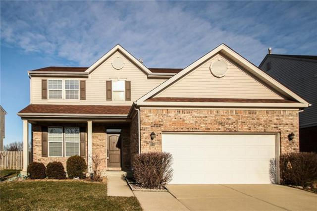 7335 Sycamore Run Drive, Indianapolis, IN 46237 (MLS #21615855) :: Mike Price Realty Team - RE/MAX Centerstone