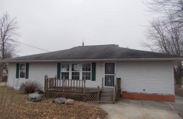 406 N Main Street, Gaston, IN 47342 (MLS #21615877) :: The ORR Home Selling Team