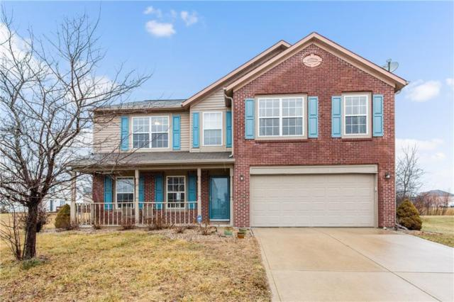 8372 Falkirk Drive, Avon, IN 46123 (MLS #21615897) :: Mike Price Realty Team - RE/MAX Centerstone