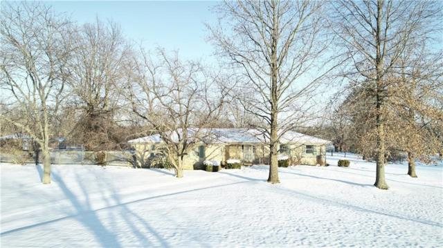 2163 S County Road 600 W, Danville, IN 46122 (MLS #21615934) :: The Indy Property Source
